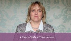 4 Steps to Beating Panic Attacks