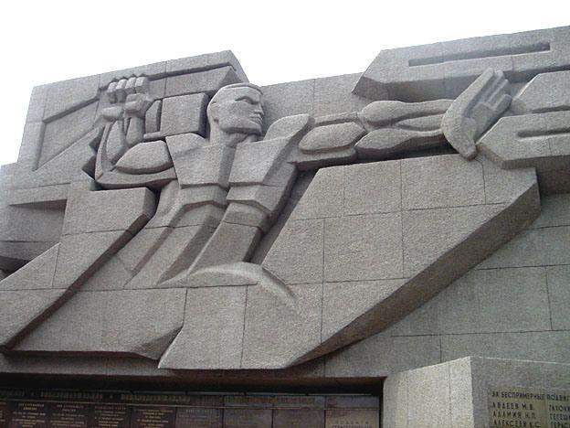 sebastopol monument stalinien