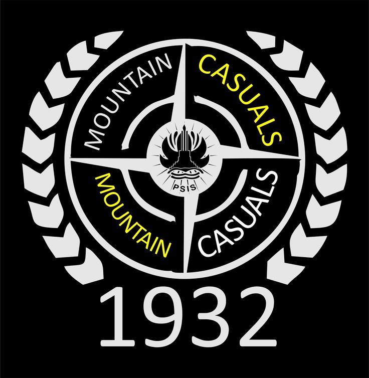 mountain casual 1932 logo