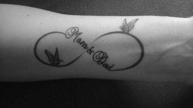 Inspirational Mom And Dad Tattoo Ideas From TattoosWin.com