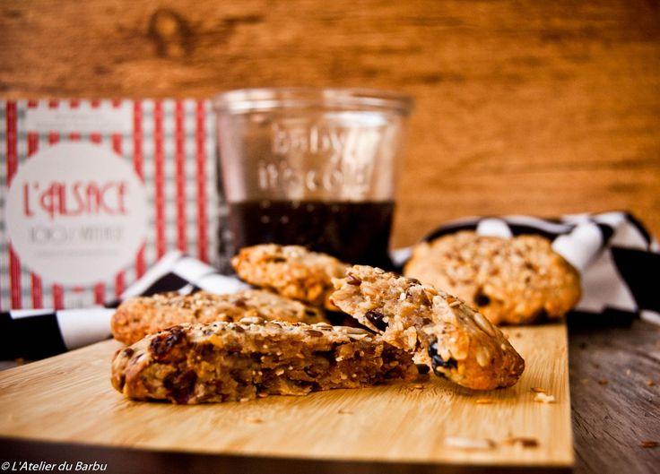 Cookies de flocons d'avoine-3