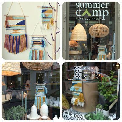 Trop cool j 39 ai r alis ce triptyque pour la boutique summer - Boutique vintage lille ...