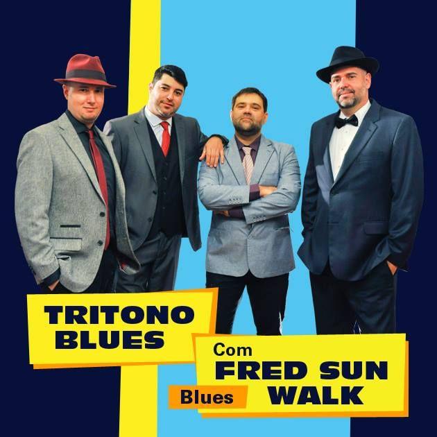 Blue, Blues, Bluesy!  O Tritono Blues inova e injeta em sua sonoridade elementos de música #brasileira, #latina, #jazz e até #pop. No #palcoblues a banda recebe a participação do cantor e guitarrista Fred Sunwalk.  Sábado, 21.05.2016, no Palco Blues!  #BourbonFestival #BourbonFestivalParaty #JazzFestivalParaty #FestivalDeJazz #JazzFestival #jazz #soul #rb #mpb #música #cultura #turismo #arte #VisiteParaty #TurismoParaty #Paraty #PousadaDoCareca #FestivalDeMúsica…