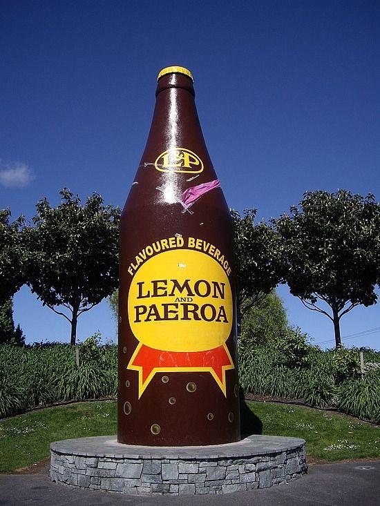 L&P, a Kiwi icon
