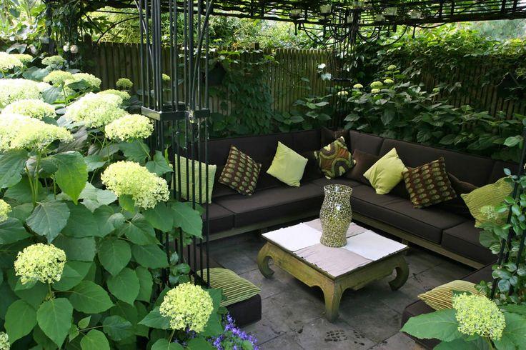 112 best images about de kleine tuin on pinterest - Tuin grind decoratief ...