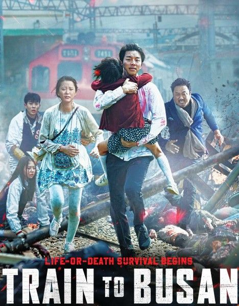 Поезд в Пусан / Busanhaeng / Train To Busan (2016/WEBRip)  Из-за загадочных вспышек вируса объявлено чрезвычайное положение. Скоростной поезд-экспресс в Пусан стал временным убежищем для тех, кто смог вырваться из охваченного загадочной эпидемией Сеула. Случайные пассажиры не предполагали, что их билет на этот поезд станет счастливым, но вот надолго ли — добро пожаловать на борт и постарайтесь остаться в живых.