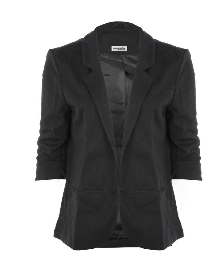 Violetta Tailored Blazer x  http://www.missguided.co.uk/violetta-tailored-blazer