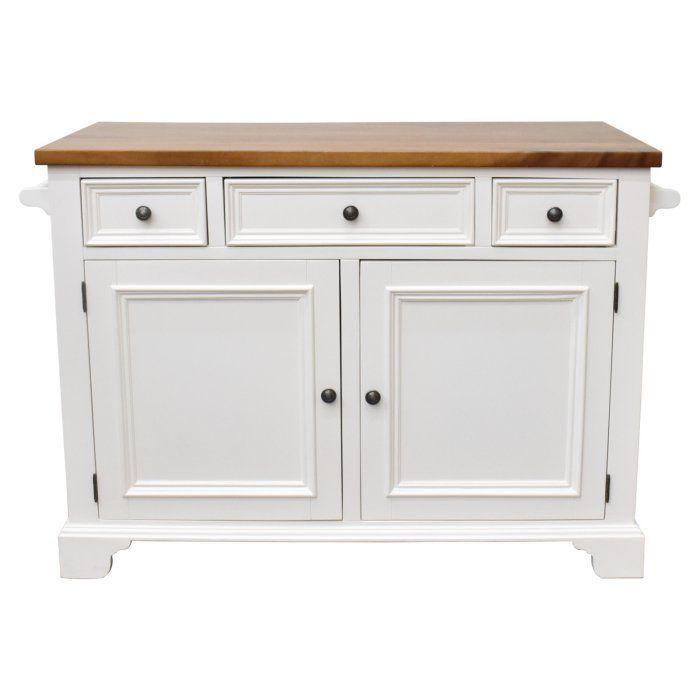 222 Fifth Hamilton 3 Drawer Kitchen Island Hayneedle Kitchen Design Free Standing Kitchen Cabinets Kitchen Layout