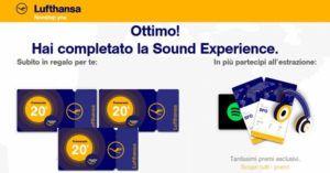 Omaggi: #Vinci #gratis #biglietti aerei cuffie wireless o abbonamenti a Spotify Premium (link: http://ift.tt/2n2ajon )