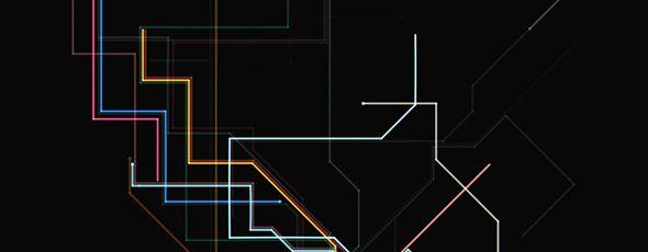 Música y diseño por Alexander Chen