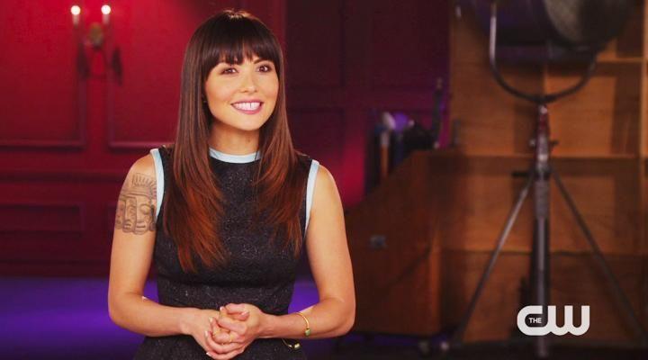 The Originals Video - Daniella Pineda Interview | Watch Online Free