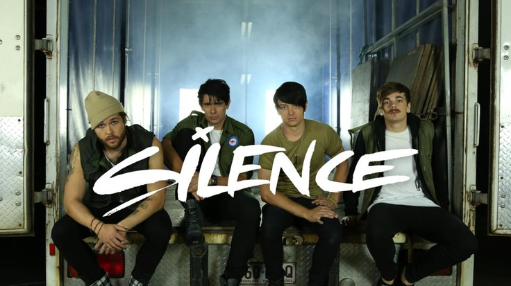 """Watch our new clip """"Silence"""": http://youtu.be/waJfjzithaQ or catch us on Vans Warped Tour this American summer."""