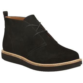 Clarks Glick Willa Ankle Boots