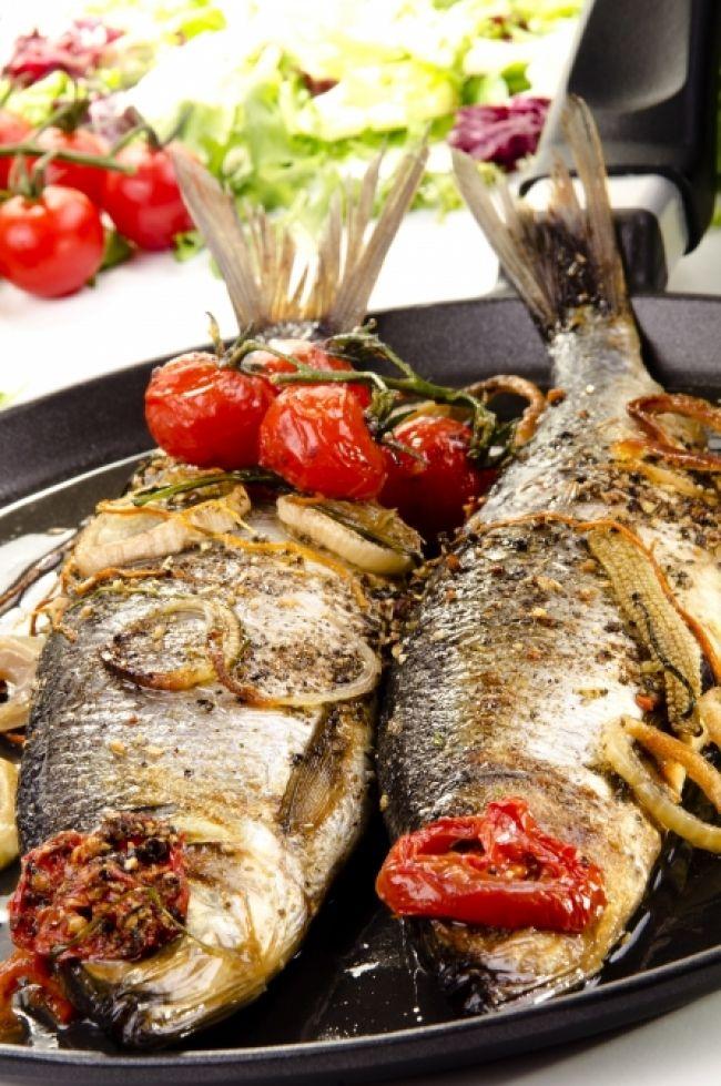 Nigerian Grilled Fish