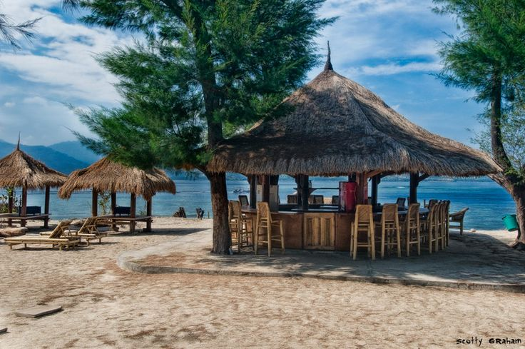 Tropical Island Sabrina Restaurant