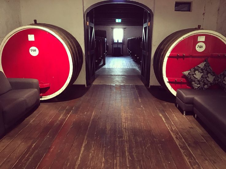 Dolan's Den at Saltram Wine Estate.