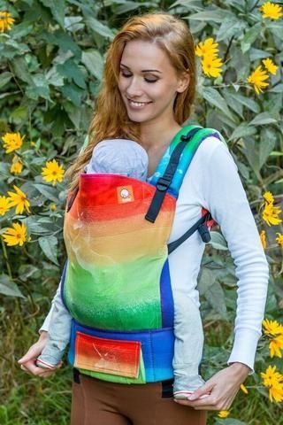 Didymos Rainbow Unicorn Tula Baby Carrier All The Tulas