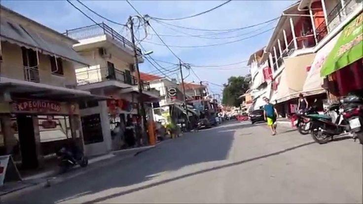 Nidri town, Lefkada