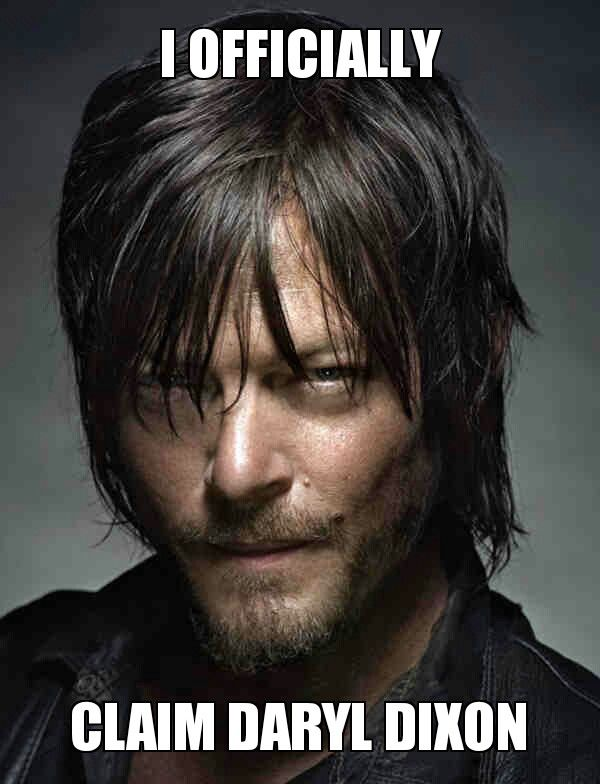 the walking dead (min sent me this pin and all i can say is hes mine!)
