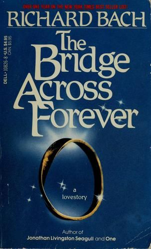"""The Bridge Across Forever by Richard Bach: """"There are no mistakes. The events we bring upon ourselves, no matter how unpleasant, are necessary in order to learn what we need to learn; whatever steps we take, they're necessary to reach the places we've chosen to go."""""""