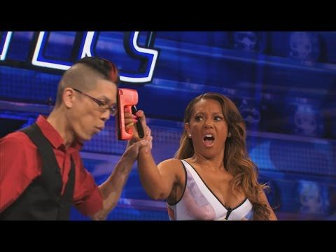 America's Got Talent 2014 - The Most Dangerous Illusions of the Year - YouTube