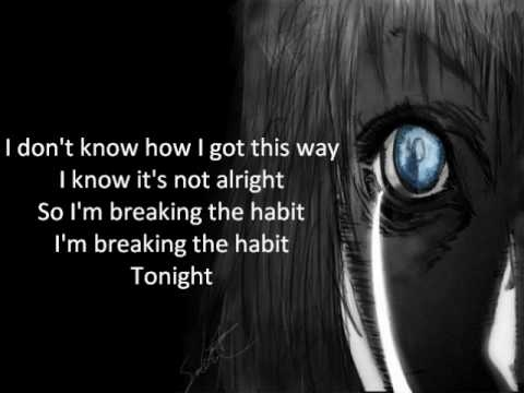 Breaking the Habit lyrics  Linkin Park