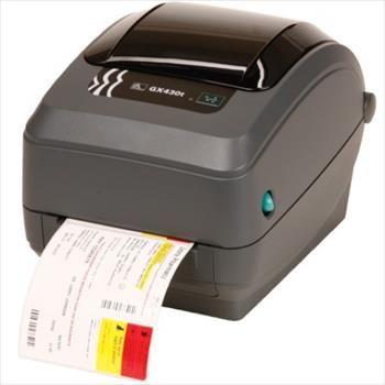 Zebra GX430D Direct Thermal Label Printer 300dpi USB Interface - GX43-202540-00DJ