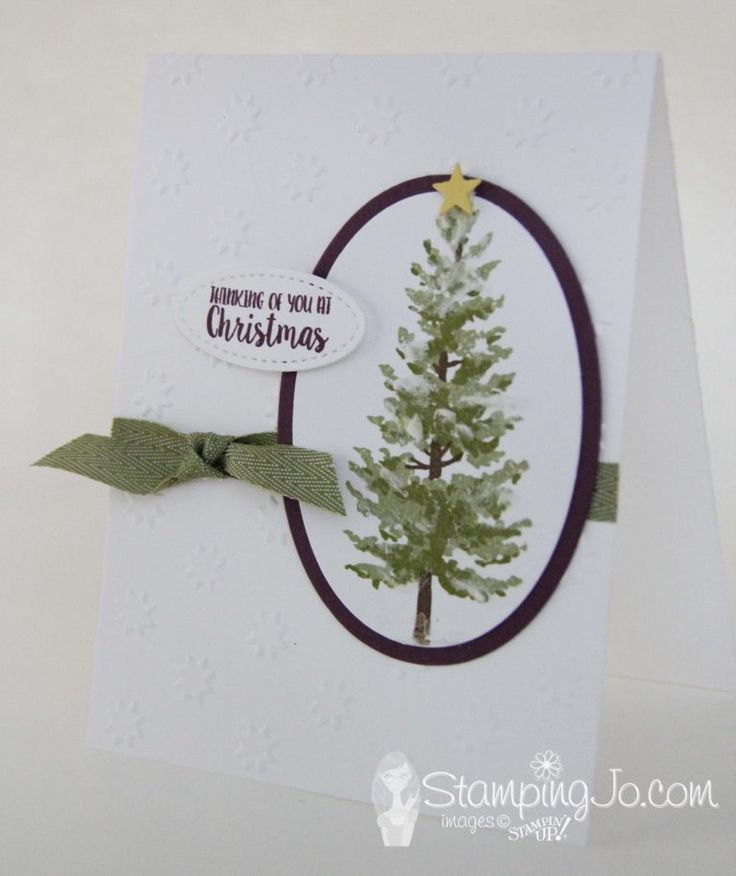 Season Like Christmas Embossing Paste Snow - Hand Stamped Cards with Josee Smuck-Stampin' Up! Canada Demonstrator