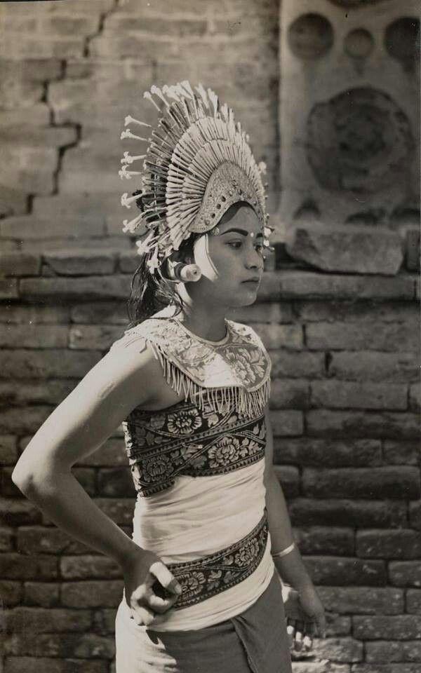 Balinese Dancer, Bali