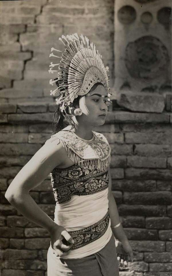 Balinese Dancer, Bali Indonesia