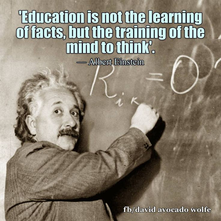 albert einstein quotes on critical thinking