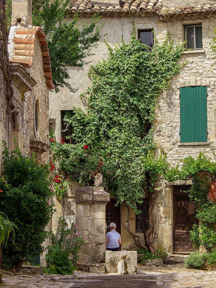 Vaison-la-Romaine, Provence-Alpes, Cote d'Azur, France