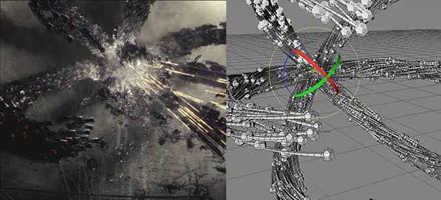 Matrix Swarm Cinema 4d Tutorial Polish Voice. en Vimeo