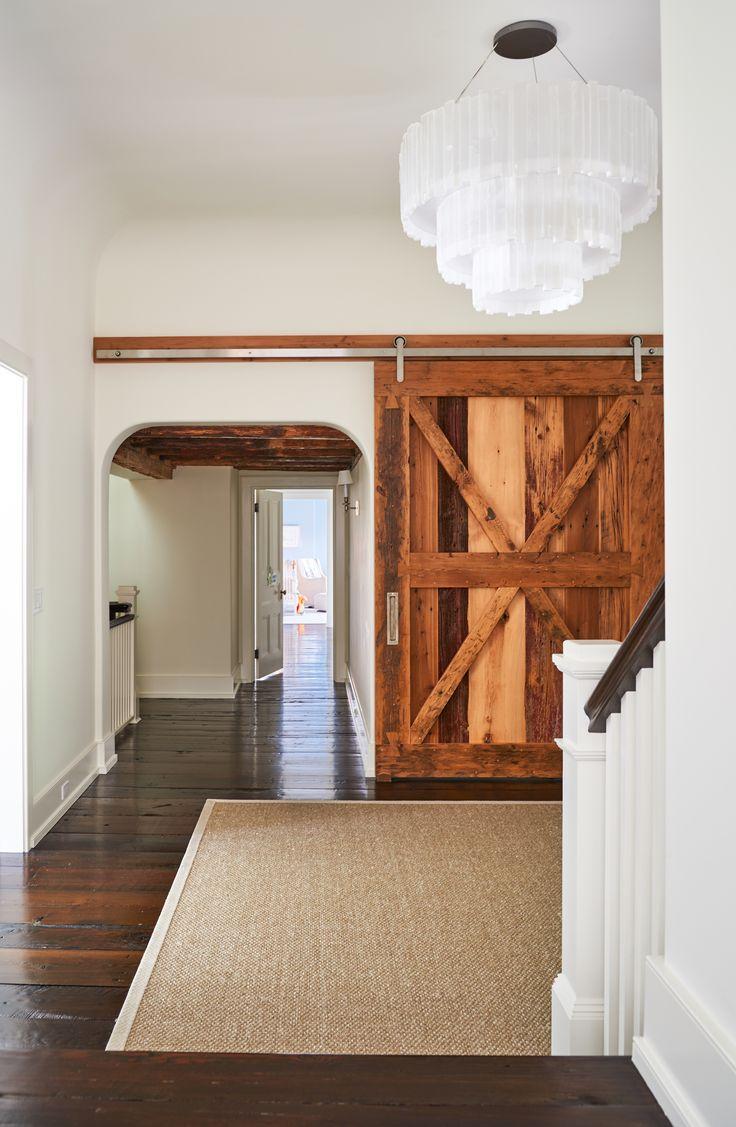 The Hallway - Ron Dier selenium Chandelier