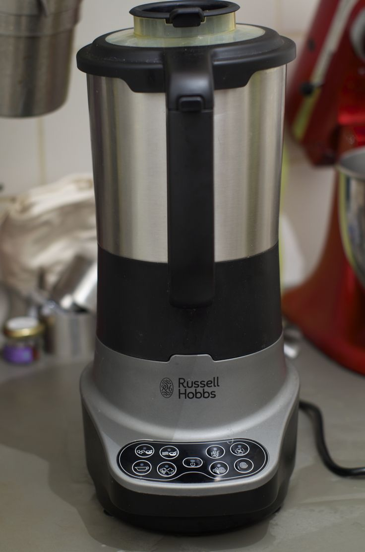 Russell hobbs glass panini press - Russell Hobbs Soup And Blend