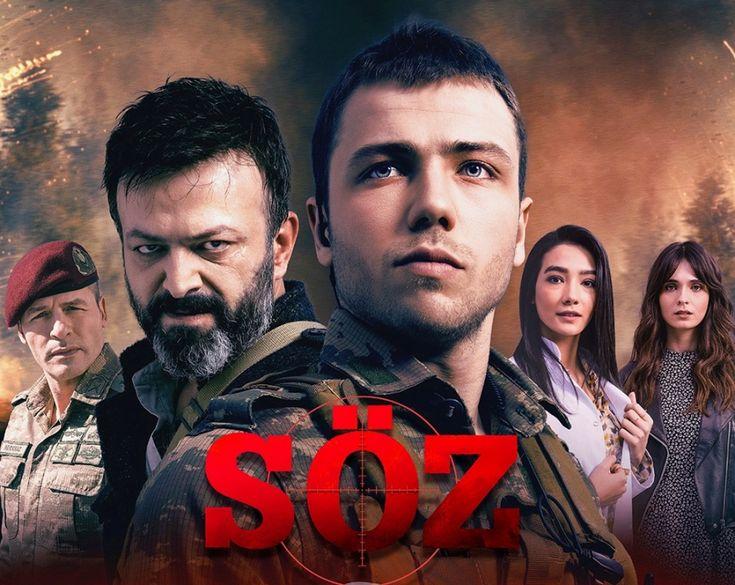 Türkiye'nin en büyük prodüksiyonlu asker dizisi SÖZ Pazartesi Star TV'de başlıyor