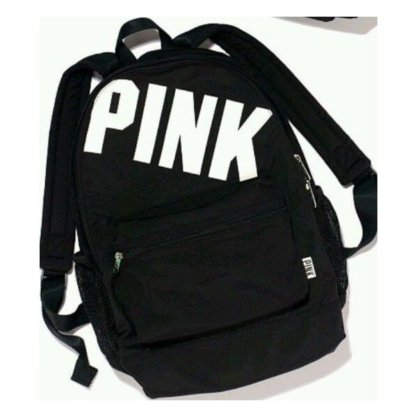 Victoria's Secret PINK ❤ liked on Polyvore featuring bags