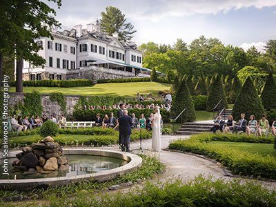 The Mount, Edith Wharton's Home Lenox Massachusetts Wedding Venues 1