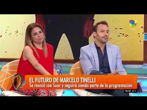"""¿De """"enemigos"""" a socios? La historia de la posible alianza de Tinelli y ..."""