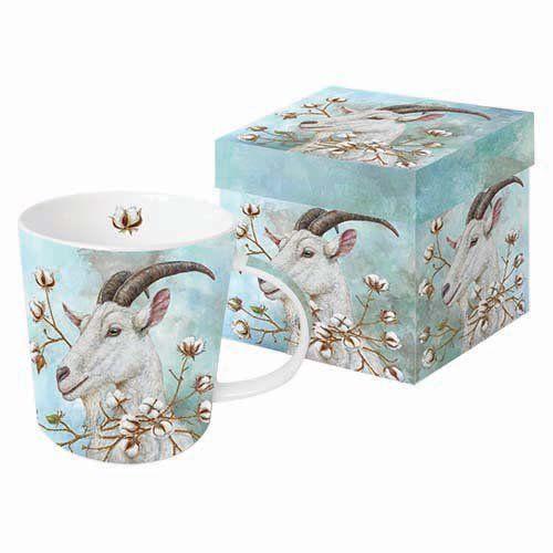 The Cotton King Gift Boxed Mug