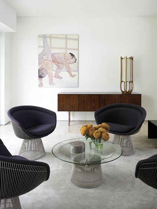 platner furniture. Warren Platner Chairs Furniture
