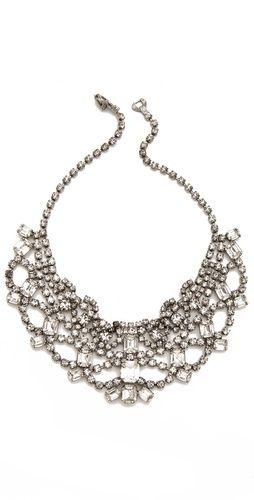 TOM BINNS Madame Dumont Bib Necklace