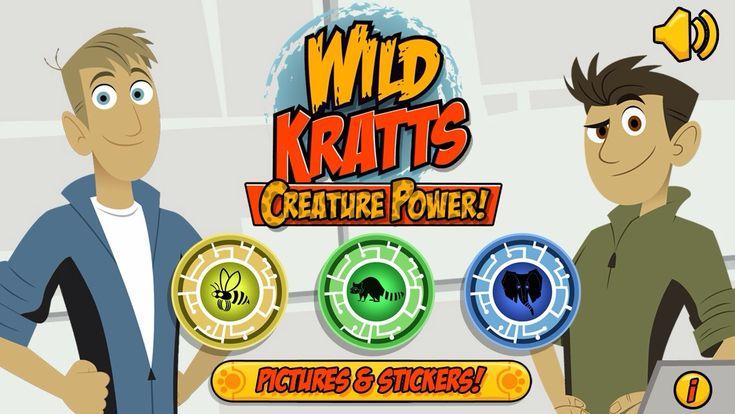 Aventura com os Kratts - Wild Kratts