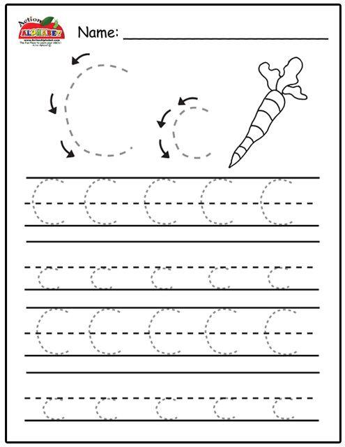 Alphabet Worksheets 3 Year Old : Free printable letter s preschool worksheet best