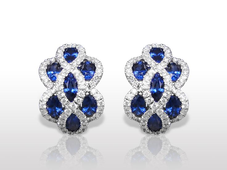 May 2016 #Auction Results: #Sapphire #Earrings Sold for $4,500 www.federalauction.ca/subscribe #jewellery #jewelry #rolex #auction #diamond #diamonds #fancyyellow #rolex #giacertified #gold #luxury #federalauctionservice #fascanada #victoria #vancouver #calgary #edmonton #toronto