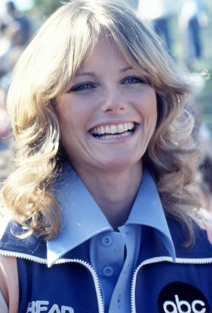 Cheryl Tiegs: a supermodel to reckon with in the 70s ... Cheryl Tiegs