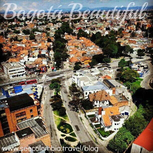 Bogotá Beautiful.     www.seecolombia.travel/blog
