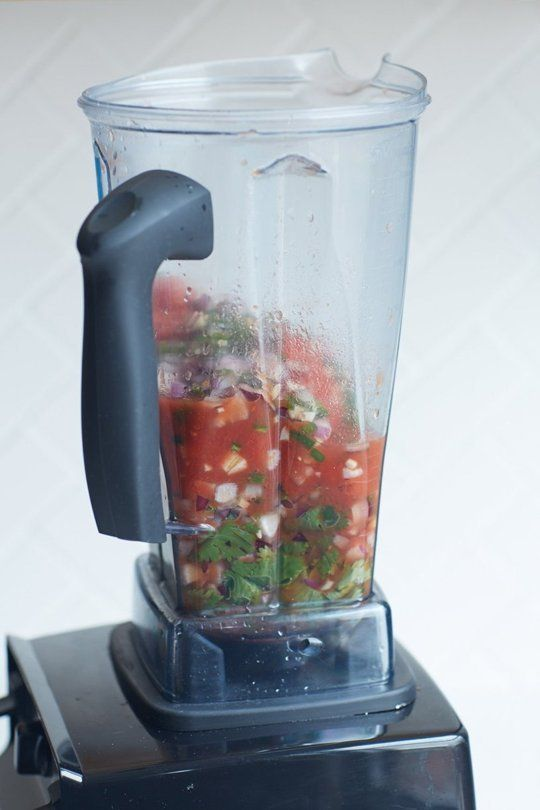 How To Make Restaurant Salsa in a Blender