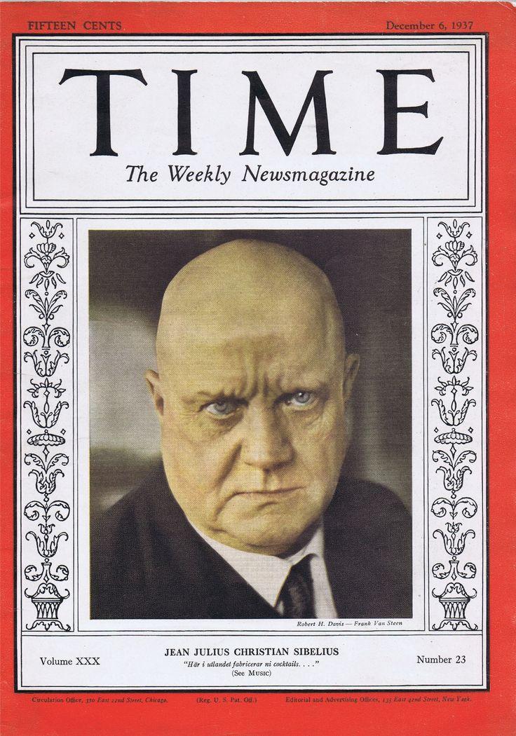 TIME magazine dec. 6th 1937