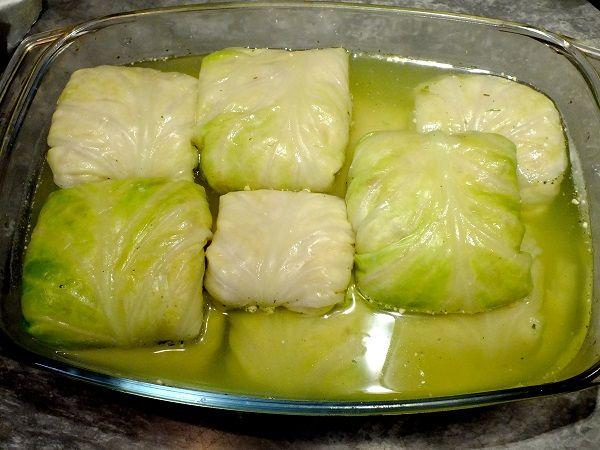 z cukrem pudrem: gołąbki z tartymi ziemniakami